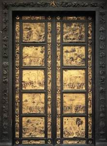 ghiberti doors gates of paradise