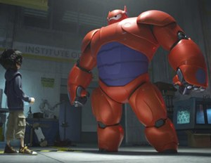 Big hero 6 armor