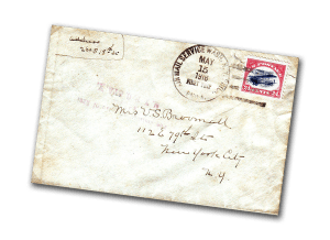 Old Letter Envelope