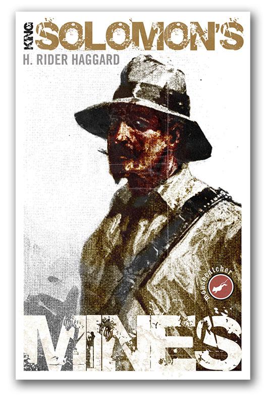 king solomon's mines book cover