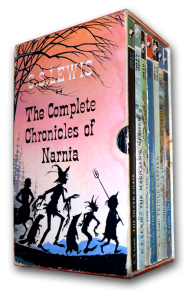 Classic Chronicles of Narnia boxed set