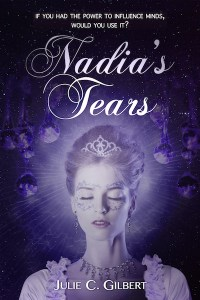 Nadia's Tears Book Cover