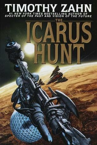 icarus hunt book cover