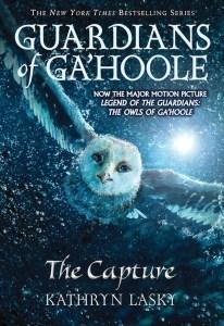 guardians of ga'hoole book 1 the capture