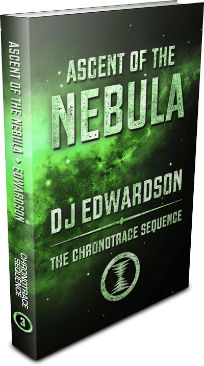 ascent of the nebula science fiction 3D cover
