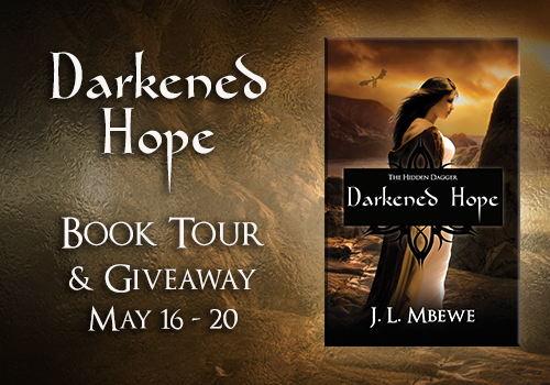 Darkened Hope blog hop