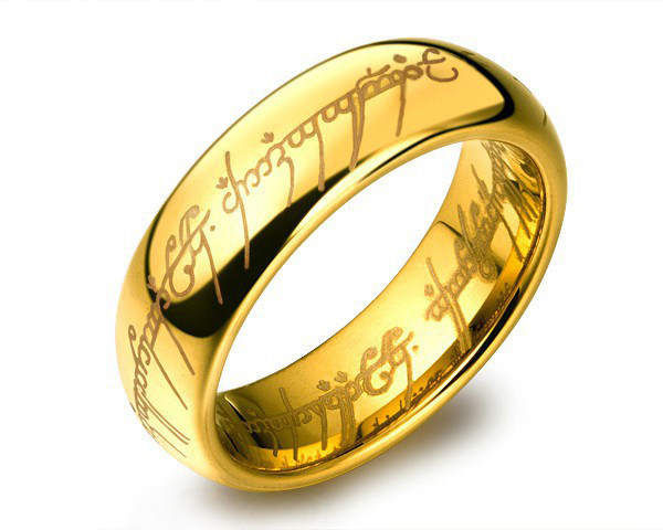 one ring lord of the rings