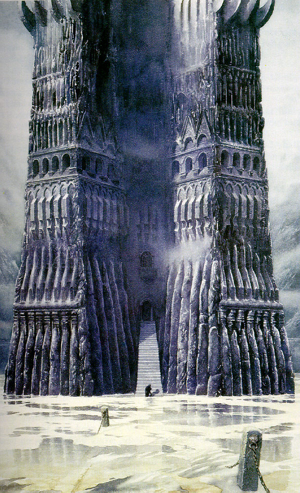 orthanc by alan lee