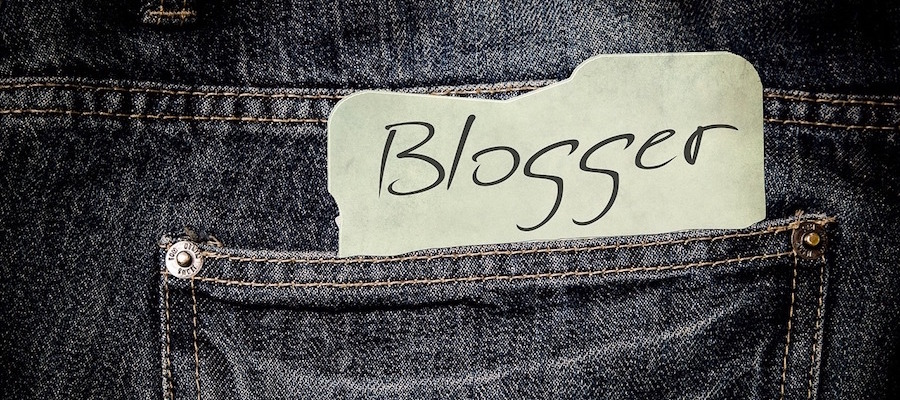 blogger jeans