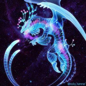 blue dragon racer