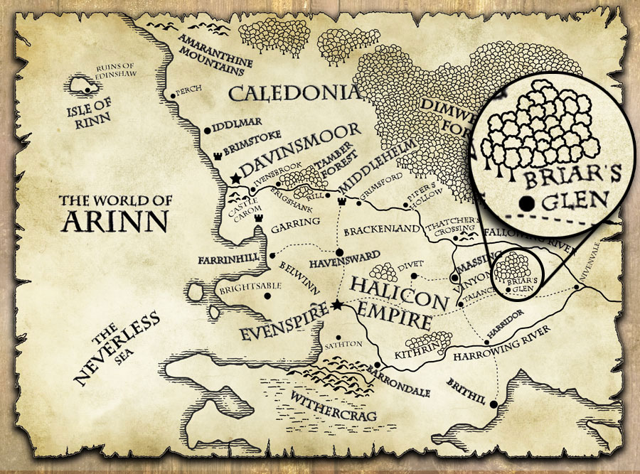 map, world of arinn, briar's glen, the last motley, book sale, author DJ, DJ Edwardson, books, fantasy novel, storytelling, book nerd, book love, am reading, treasure hunt, book tour, new book, book release,
