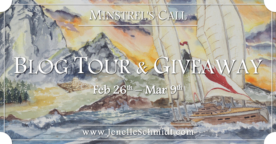 Minstrels Call BLOG TOUR