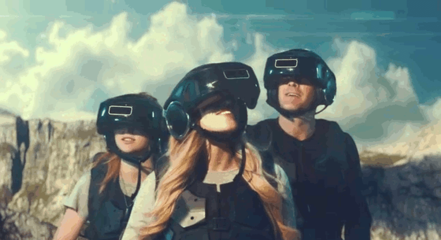 the VOID virtual reality experience