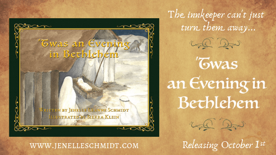 Evening in Bethlehem Cover Reveal