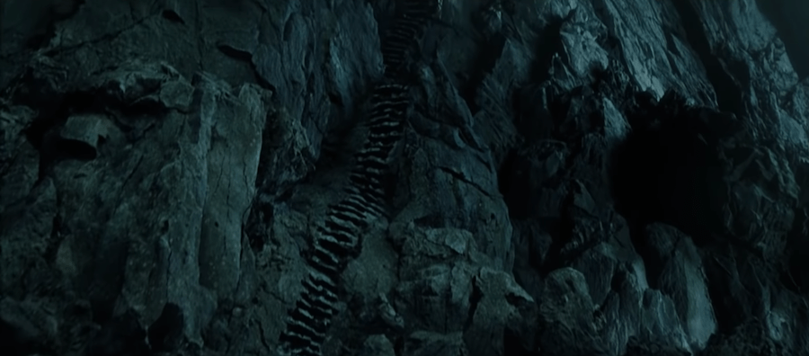 stairs of cirith ungol
