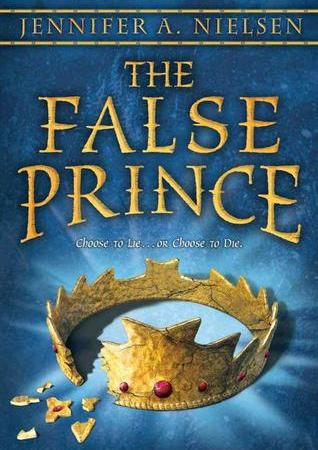 False Prince book review by by Jennifer Nielsen