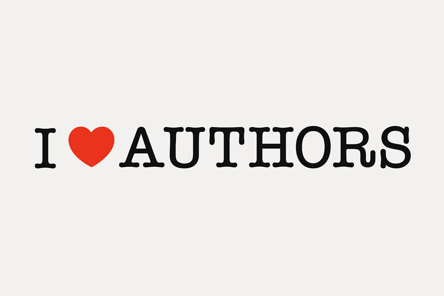 Author appreciation