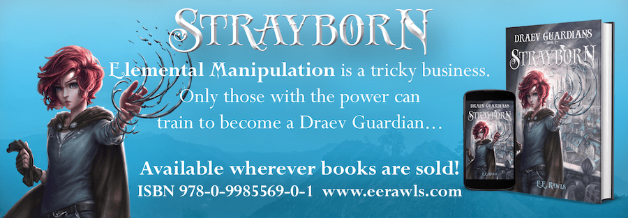 Strayborn fantasy novel by e.e. rawls