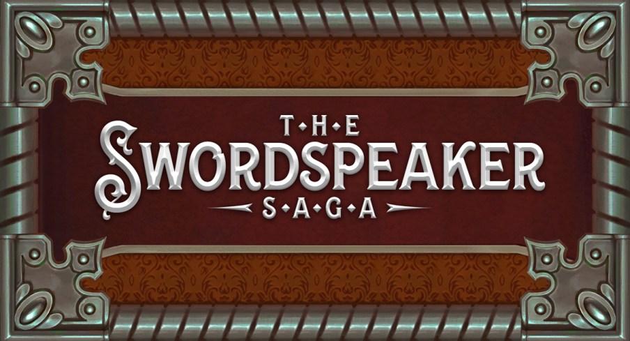 Swordspeaker Saga Fantasy Book Series by DJ Edwardson