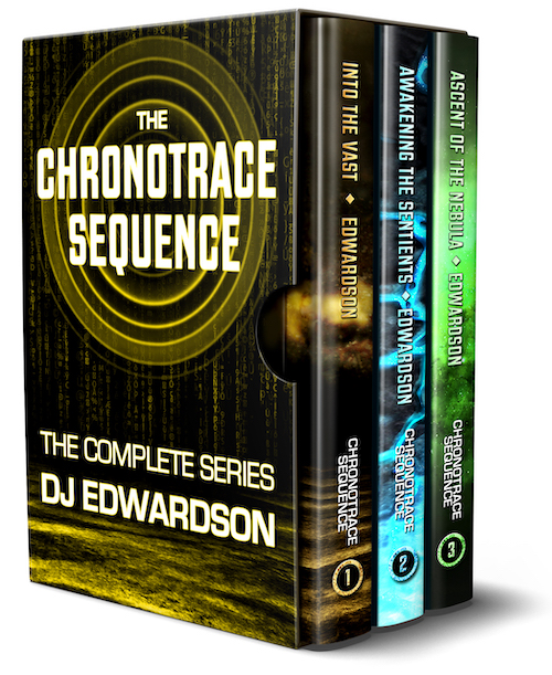Chronotrace Sequence Boxed Set