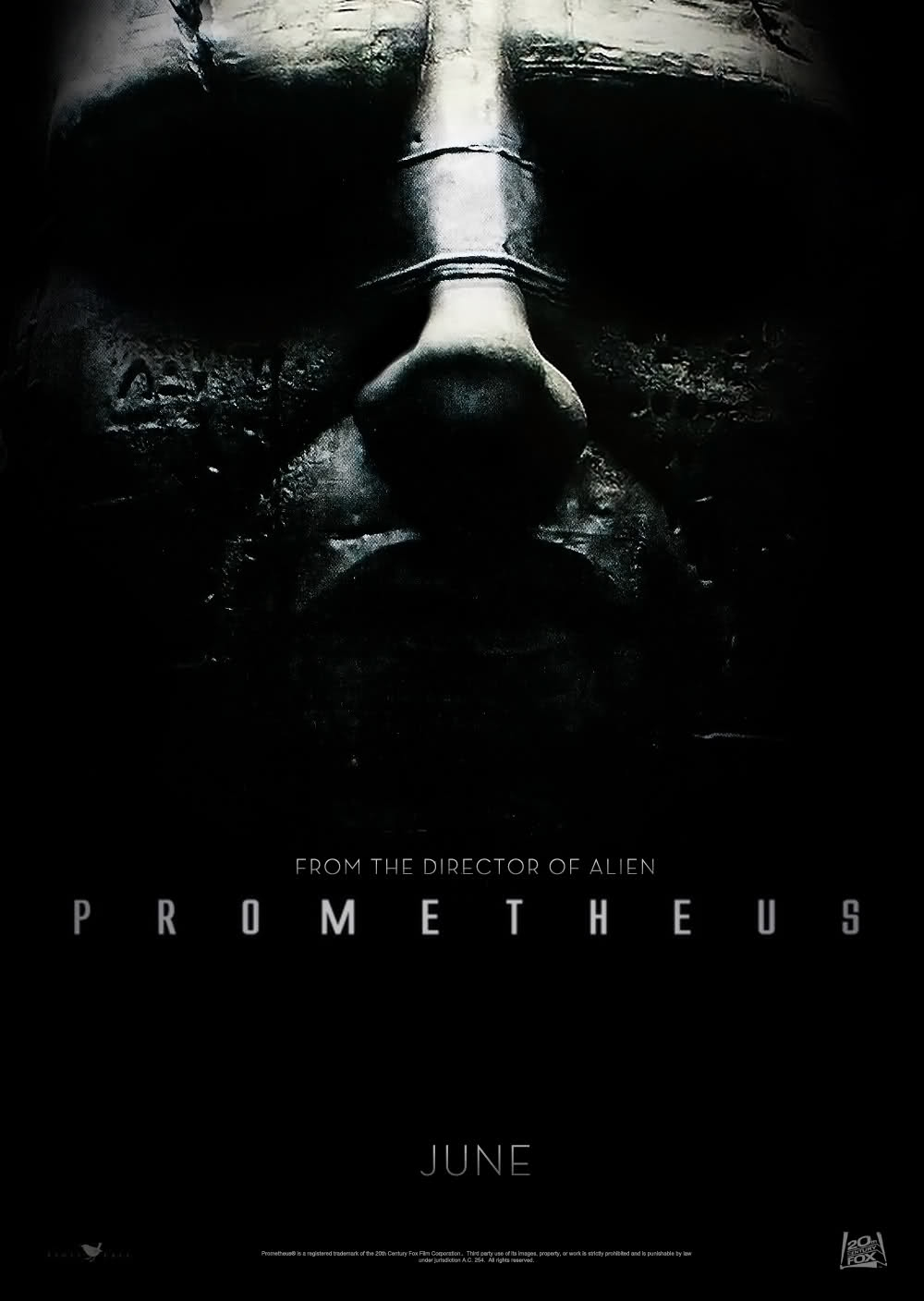 Image result for prometheus poster7
