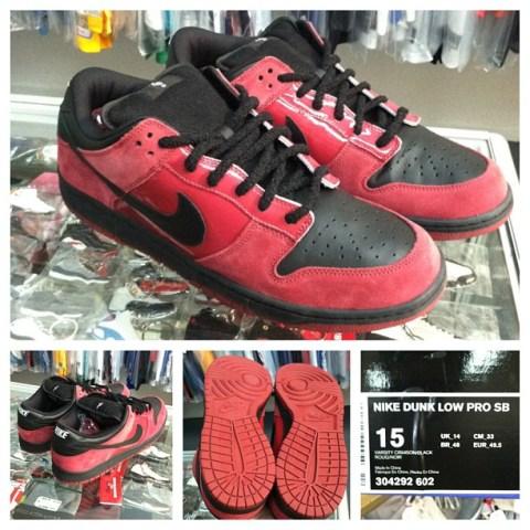 brand new 29b02 fca44 via Instagram: #forsale #NikeSB Dunk Low