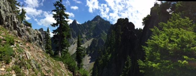 George's panorama