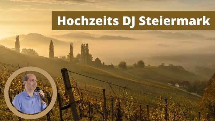 Hochzeits DJ für Steiermark