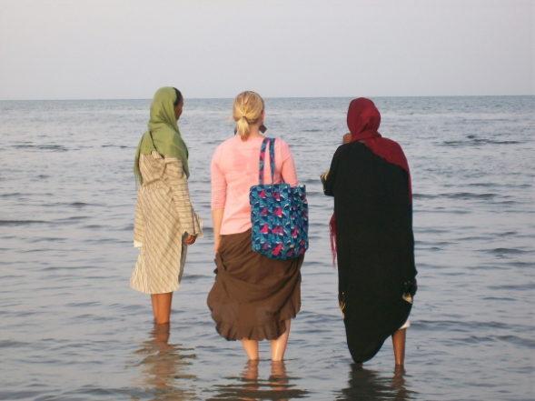Hijab And Bikinis Sexy, Oppressive, Modest  Djibouti Jones-7275