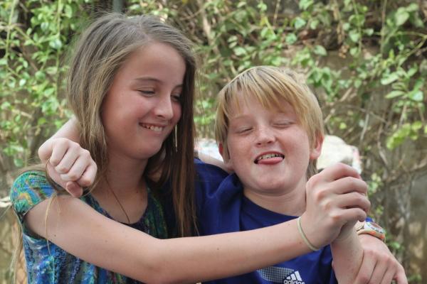 boarding school siblings bonding