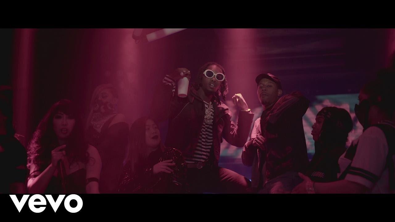 Cousin Stizz – Headlock (feat. Offset)[Music Video]