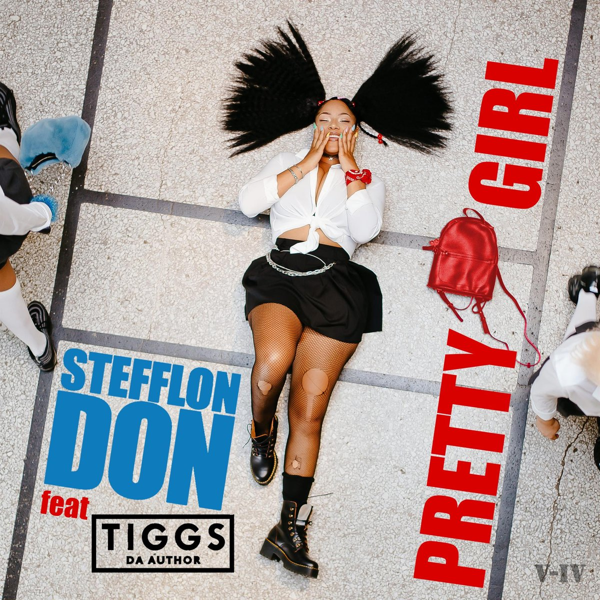 Stefflon Don – Pretty Girl (feat. Tiggs Da Author)