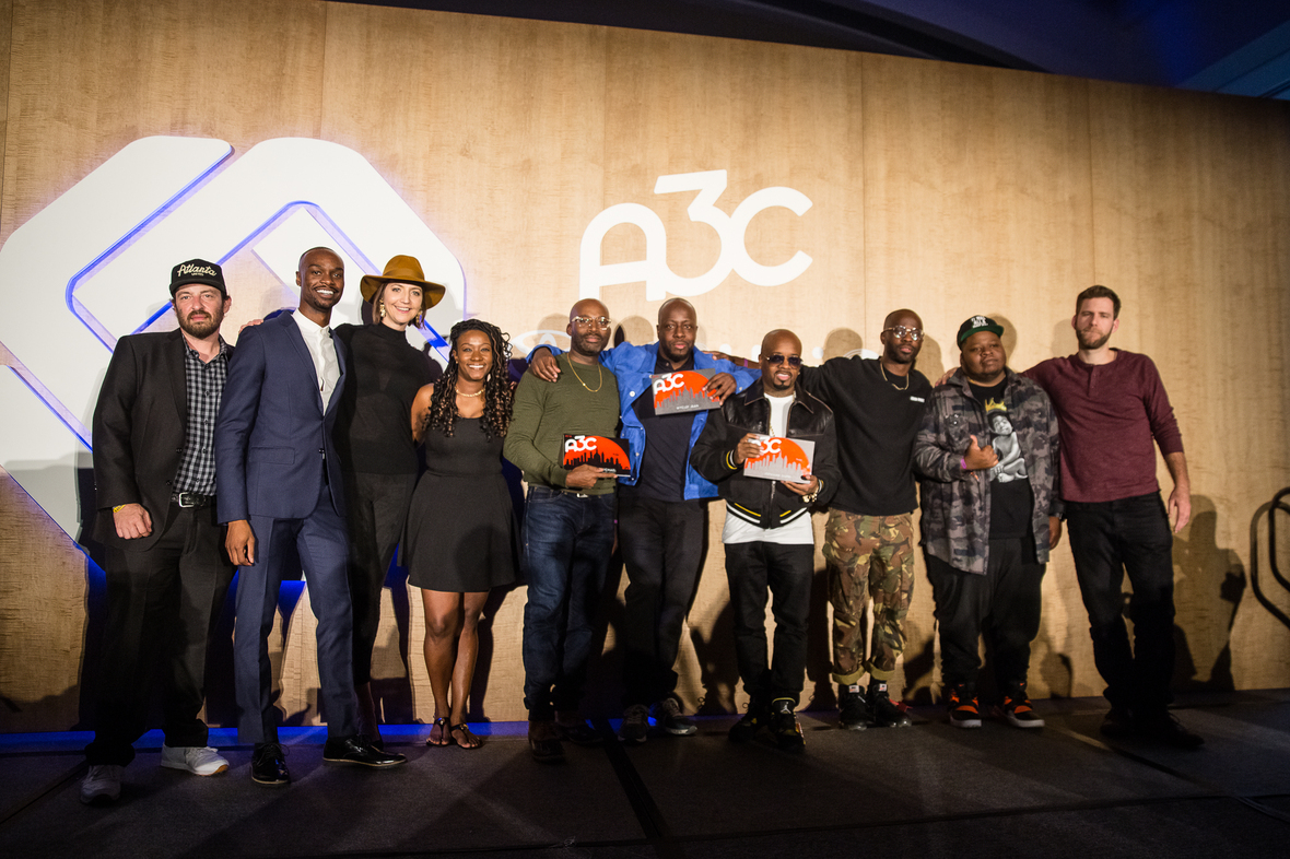 Wyclef Jean, Jermaine Dupri and Rodney Carmichael Kick Off A3C Festival & Conference at the 3rd Annual ChooseATL 'Welcome to ATL' Reception
