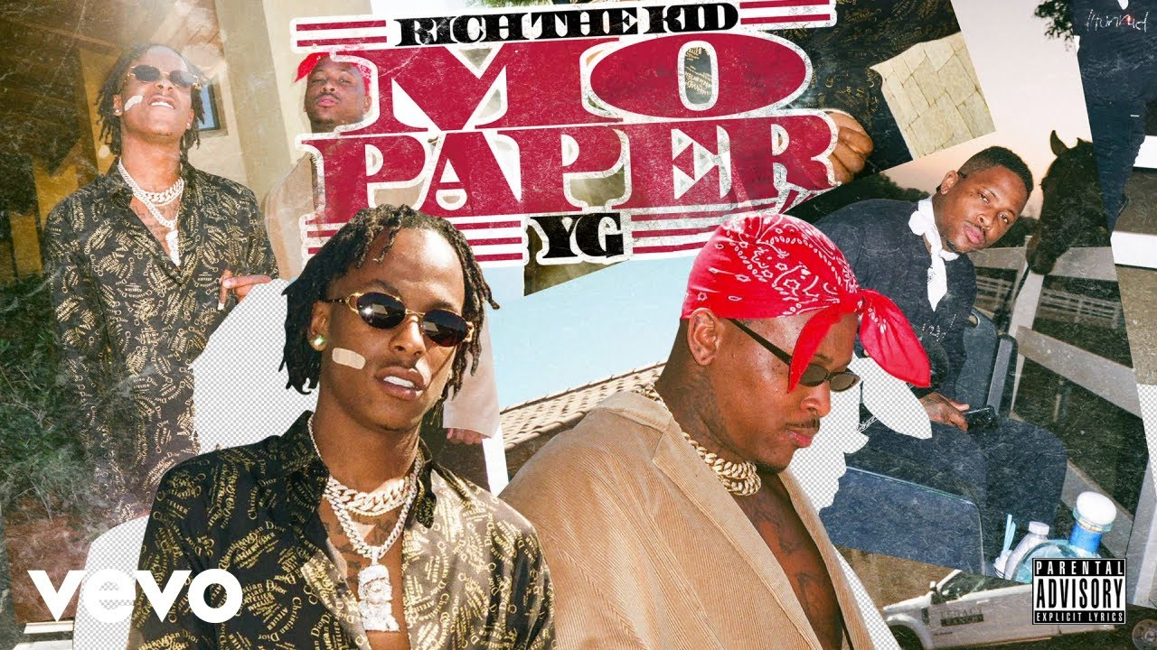 Rich The Kid – Mo Paper (feat. YG)
