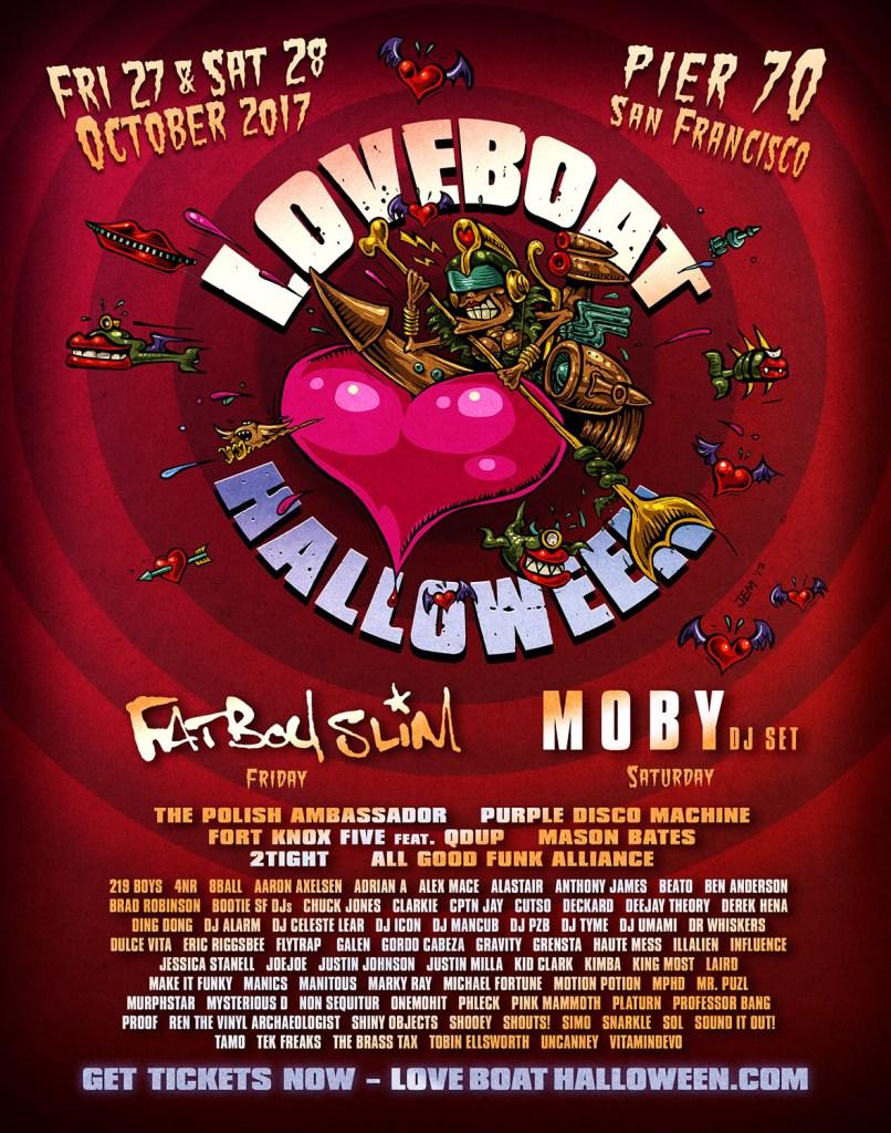 LoveBoat Halloween