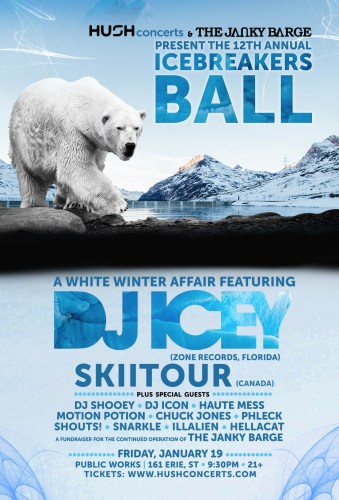12th Annual Icebreakers Ball