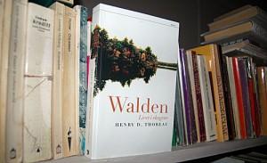 """""""Walden"""" av Thoreau har vært en av mine viktigste inspirasjonskilder gjennom de siste åra."""
