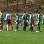 Verbandsspiel gegen VFL Krombach (1. Mannschaft) 09/10