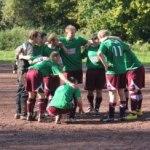 Verbandsspiel gegen VFL Krombach (1. Mannschaft) 10/11
