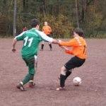 Verbandsspiel gegen Laudenbach (2. Mannschaft) 10/11