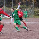 Verbandsspiel gegen Laudenbach (1. Mannschaft) 10/11