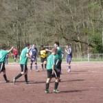 Verbandsspiel gegen Ringheim 12/13 R