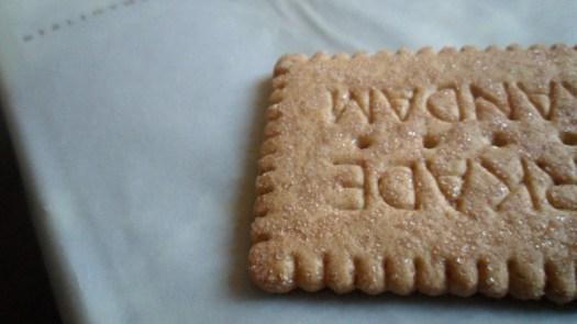 Verkade koekje