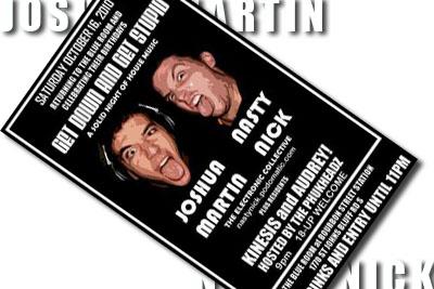 Joshua Martin and Nasty Nick