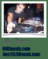 DJ Kinesis Signature