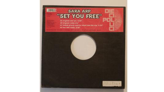 Sara Arp-Set you free
