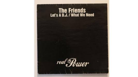 The Friends-Let's a Dj