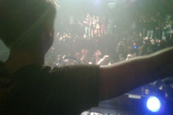 Armin van Buuren is TEARING IT UP AT GLOW
