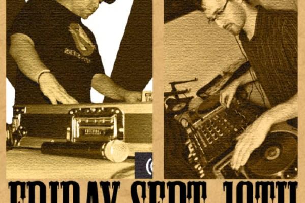 POP Presents: Flounder's Mashups vs. DJ Maskell! Friday 9/10 at Ultrabar
