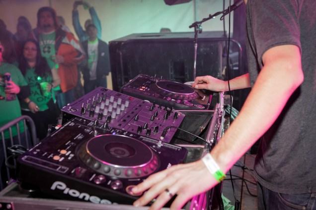 Loudoun DJ Mark Maskell